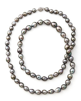 Assael Tahitian Strand Necklace