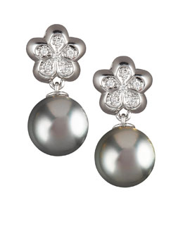 Assael South Sea Flower Earrings