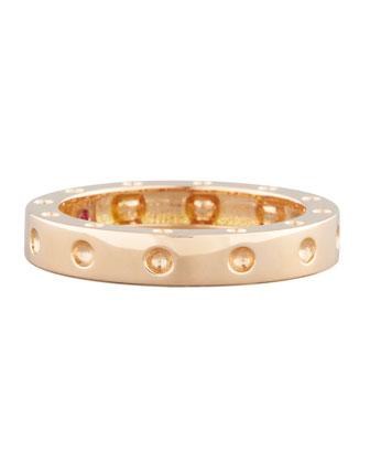 18k Pois Moi Ring, White Gold