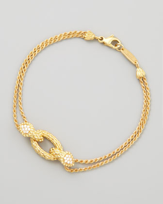 Serpent Boheme 18k Yellow Gold Small Bracelet