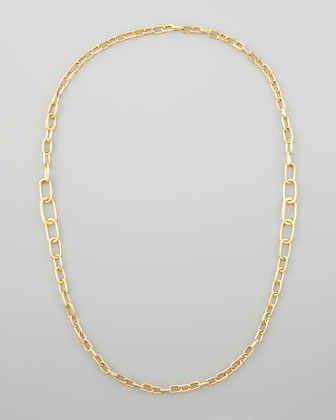 Murano 18k Convertible Single-Strand Necklace, 36