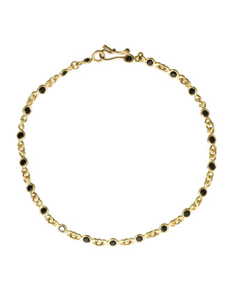 Siena Black Diamond Bracelet