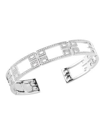Patras Diamond Cuff, 11mm