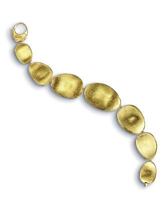 Lunaria 18k Gold Large Bracelet