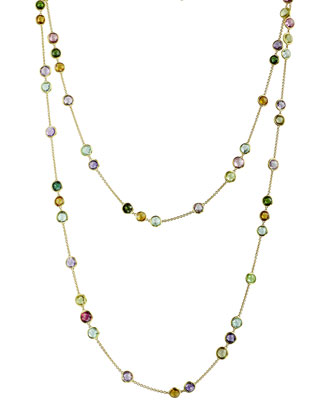 Jaipur Mixed-Stone Layering Necklace, 47
