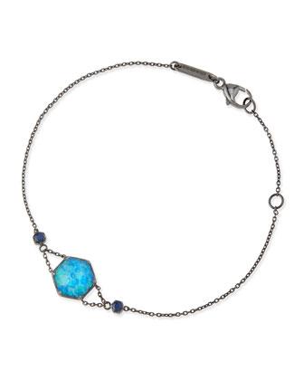 Deco Haze Opalescent Quartz Bracelet