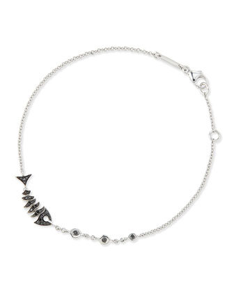Jewels Verne Black Diamond Bracelet