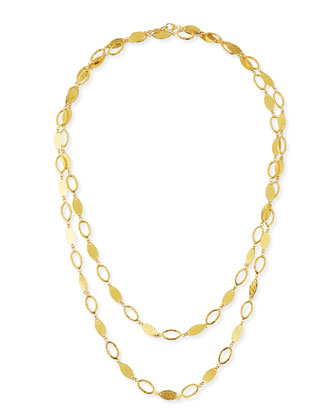 Willow 24k Gold Long Necklace