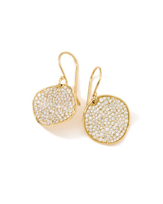 Stardust 18k Gold & Diamond Earrings