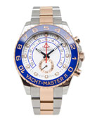 Classic Rolex Yacht-Master II Watch