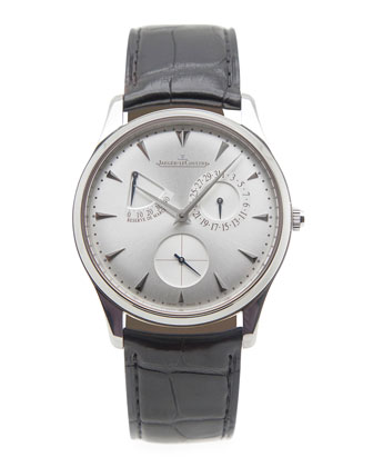 Classic Jaeger LeCoultre Ultra Thin Reserve Watch