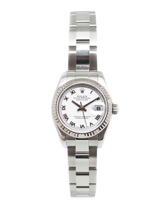 Classic Rolex Ladies' DateJust Watch