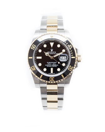 Classic Rolex Submariner Watch