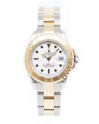 Classic Rolex Ladies' Yacht-Master Watch