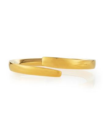 Horn Tip Wrap Bracelet