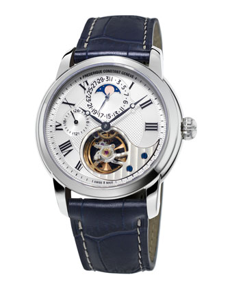 Gents Heart Beat Manufacture Watch