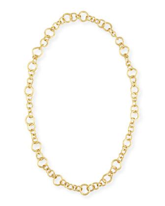 Jaipur Link 18k Gold Necklace