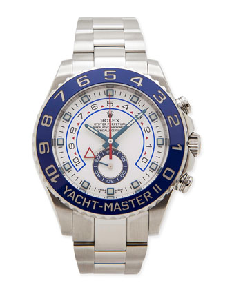 Classic Rolex Men's Yacht-Master II Watch