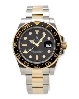 Classic Rolex GMT Master II Watch