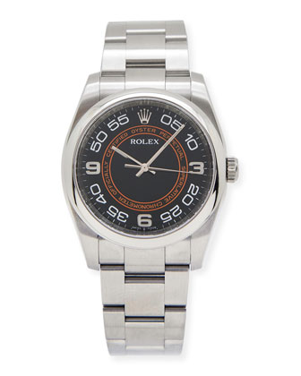 Classic Rolex Men's Oyster Perpetual Watch