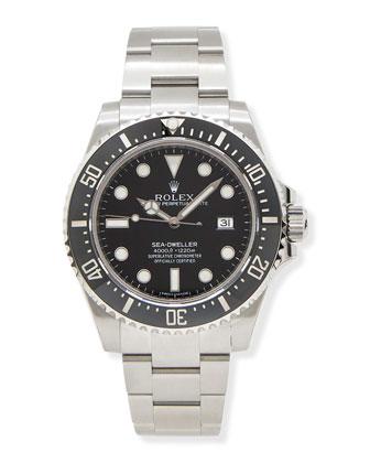 Classic Rolex Men's Sea-Dweller Watch