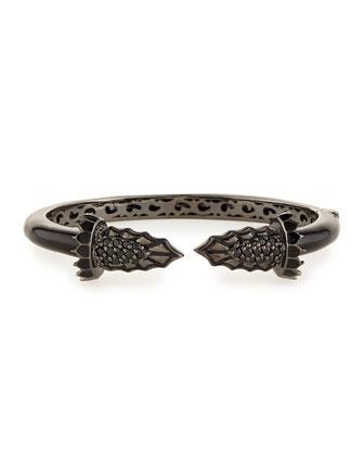 Valhalla Black Spinel Bracelet