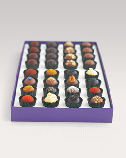 Vosges Exotic Truffle Collection, 32 Pieces