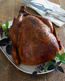 Chardonnay Herb Turkey