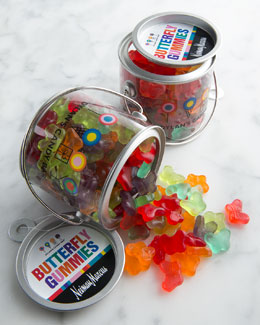 Dylan's Candy Bar Gummy Butterflies in Paint Can