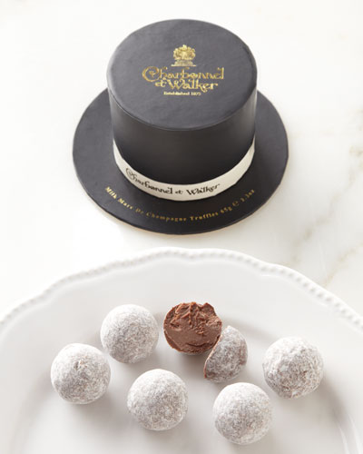 """Top Hat"" with Six Truffles"