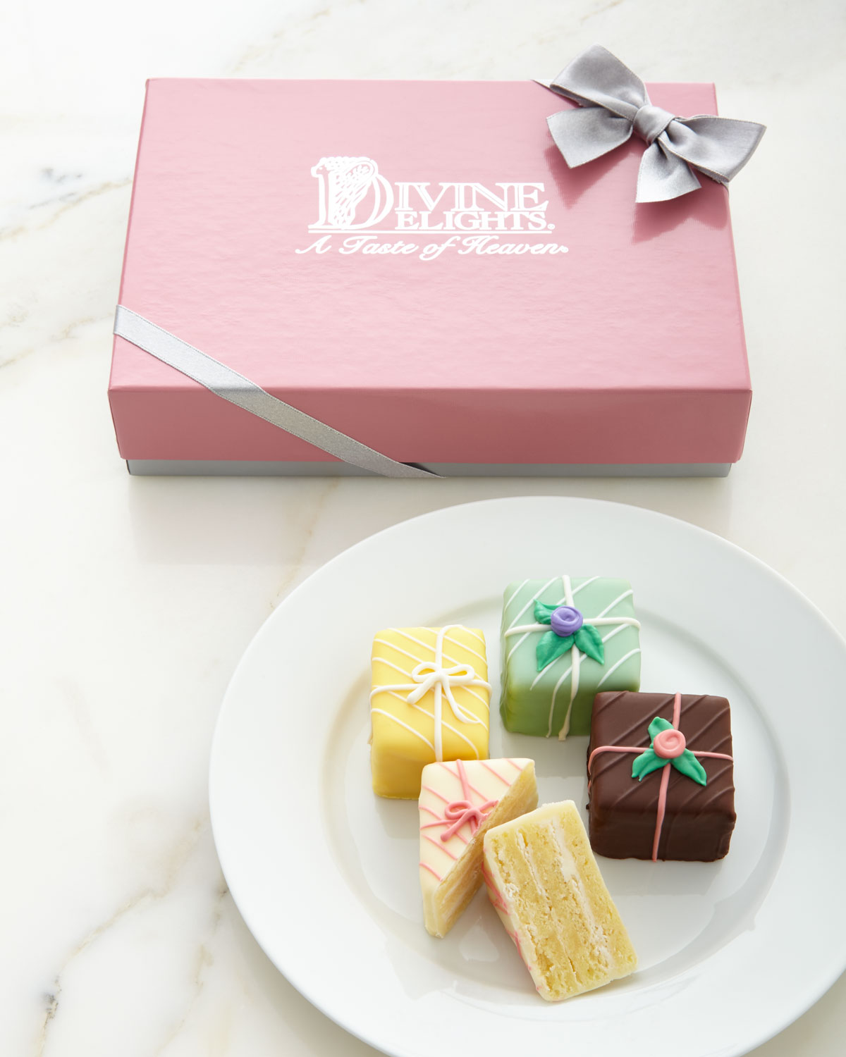 Spring Packages Petits Fours, Multi Colors - Neiman Marcus