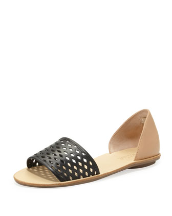 Sawyer Perforated-Band Sandal
