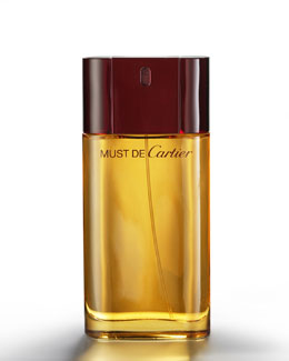 Cartier Fragrance Must Parfum & Eau de Toilette