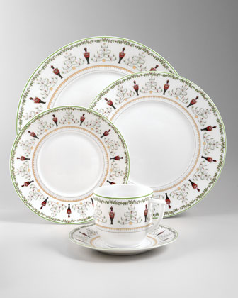Grenadiers Dinnerware