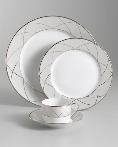 Clair de Lune Arches Dinnerware