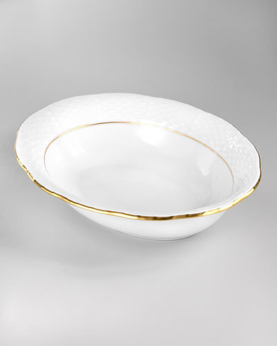 Herend Golden Edge Serveware