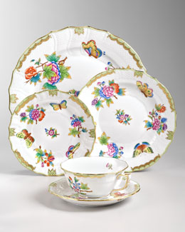 Herend Queen Victoria Dinnerware