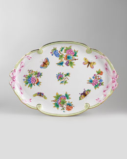 Herend Queen Victoria Platters & Tray