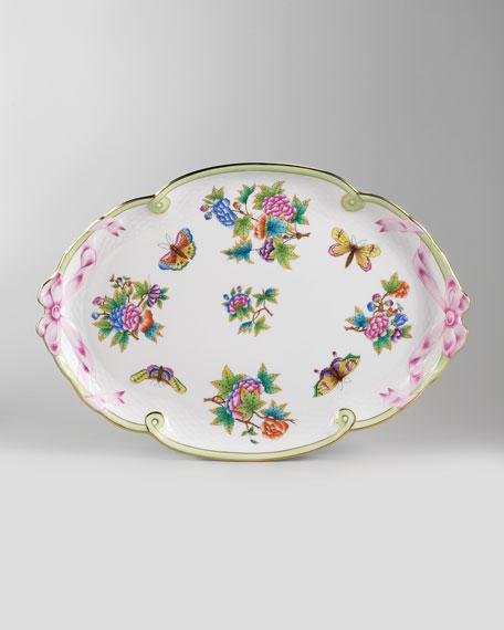 Queen Victoria Platter, Large