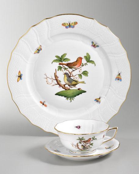 Rothschild Bird Dessert Plate #3