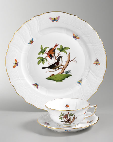 Rothschild Bird Salad Plate #4