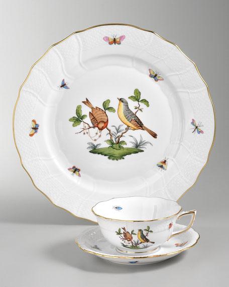 Rothschild Bird Saucer #7