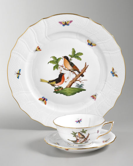 ROTHSCHILD BIRD DINNER #8