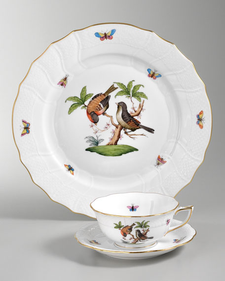 Rothschild Bird Soup Bowl