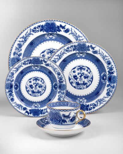 Imperial Blue Dinnerware