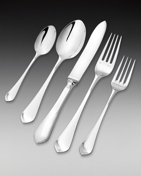 Citeaux Silver-Plated Salad Fork