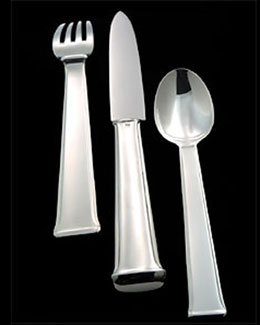 Ercuis Sequoia Flatware