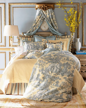 Lutece Cypress Linens, Queen