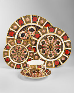 Royal Crown Derby Old Imari Dinnerware