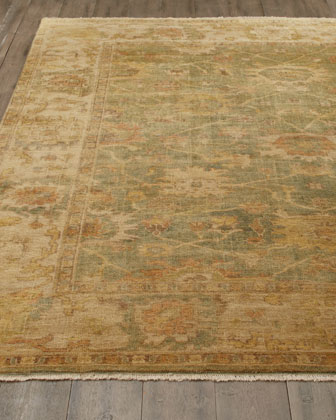 Vegetable Vine Rug